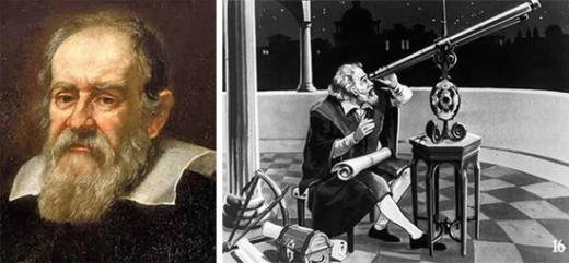 গ্যালিলিও গ্যালিলি: বিজ্ঞানের ভিত্তি গড়েছেন যিনি